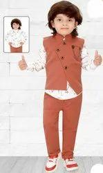 Jacket suit Multicolor Newborn Baby Boy Clothes