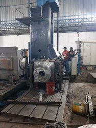 CNC Floor Boring Services