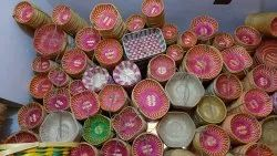 Sanding Natural Pink And Yellow Handicraft Products, For Gifts, Size/Dimension: Various