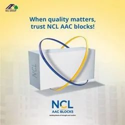 Aac Blocks, Thickness: 4inches, Density Kg Per Cube M: 13kg To 20kg