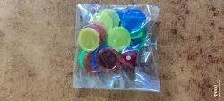Plastic Ludo Coins (Goti)