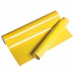 Lemon Yellow Heat Transfer Vinyl