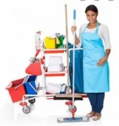 General Industrial Facility Management Services In Housekeeping, Day
