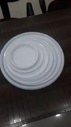 Acrylic Buffet Plate