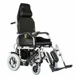 Manual And Power Wheelchair