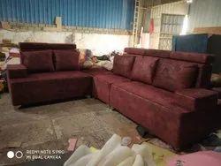 Anuram furniture Modern Sofa Set, For Home, Size: Contemporary