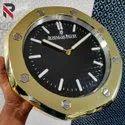 Men Round Audemars Piguet Wall Clock For Daily