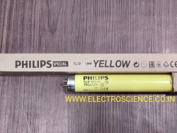 PHILIPS TLD 18W/16 YELLOW