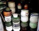 Ceramic Round  Flower pots