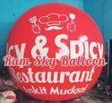 Advertising Balloon For Restaurant