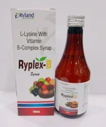 B Complex With L Lysine Syrup