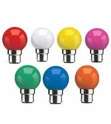 Osheen Ceramic 0.5w Colour Led Bulb, For Decoration