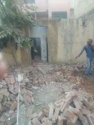 Menually Residential Desmantaling Work