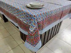 Vht Cotton Table Clothes, Size: 60*90 Inch