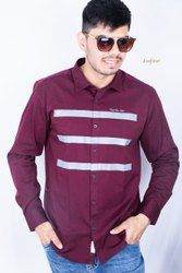 Casual Wear Men Designer Shirt