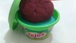 Tejas Dish wash bar tub light green 500gm
