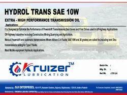 Hydraulic transmission 10W