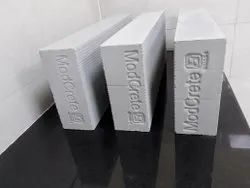 Solid Autoclaved Aerated Concrete Aac Blocks, For Side Walls, Size: 625x200x100mm