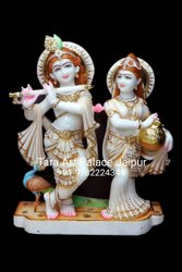 Krishna Radha Idols Statue