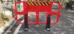 PVC Fence Barricade