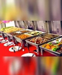 Indian Catering Service, Patna, Counter Decoration