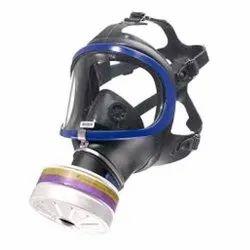 Face Black Draeger X-PLORE 6300 Gas Mask