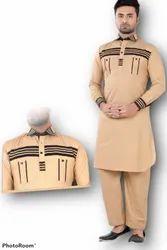 many colours Men'S Designer Pathani Suit