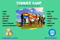 12 April Summer Camp For Kids in Mumbai