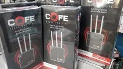 Wireless or Wi-Fi Cofe White 4g Wifi Router, 300 Mbps