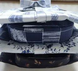 12 Shades Collar Neck Hittlar Dnm Club Men's Half Sleeves Shirt, Handwash, Size: M To Xxl
