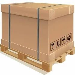 Brown Rectangular Heavy Duty Corrugated Box, Weight Holding Capacity (kg): 25 - 50 Kg