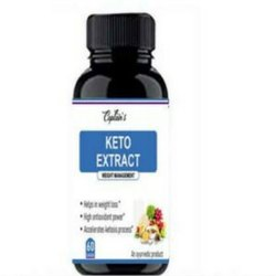 capatin Keto Extract Capsule, 30 Nos, Prescription