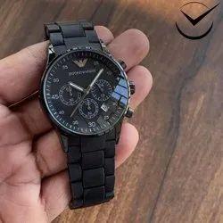 Analog Casual Wear Emporio Armani Watches