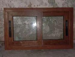 Domal Aluminium Window
