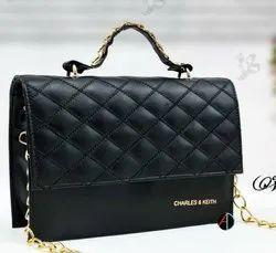 Charles & Keith Handbags Sling Bag, Size: 9 * 6