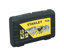 46pc Socket Set Stanley