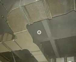 BTE Square Gi ducting, For Ventilation