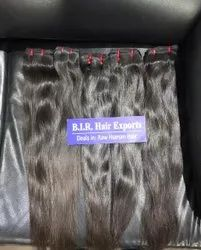 Virgin Remy Weft Extensions