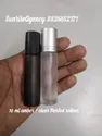 Frosted Glass Rollon Bottle