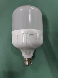 Myheaven Aluminium 40W LED Lamp, B22, 0.9