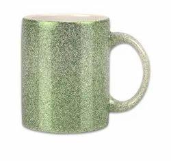 Sparkle Mug Green
