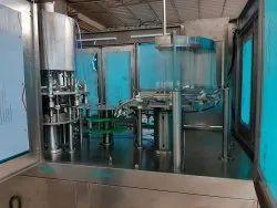 9000 Bph CSD Pet Bottle Filling Machine