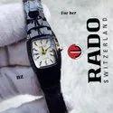 Women Round Rado Square Ladies Watch, For Formal