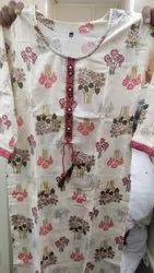 Cotton Ladies Suits