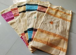 Multicolor Cotton Terry Towels, 550-650 GSM, Size: 30*60