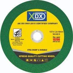 4 Inch Cutting Wheel Green Single Net