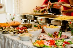 印度餐饮服务,加尔各答,现场柜台