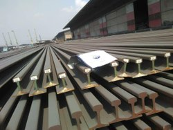 Iron Rails R50 R65 Cutting, For The Hms High melting Furnace
