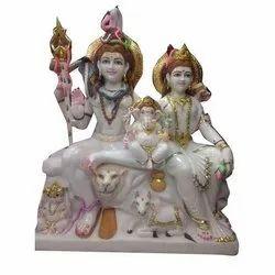 Marble Gouri Shankar Murti