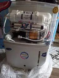 Blue Aquagrand Plus Ro Uv Water Purifier, Capacity: 7.1 L to 14L